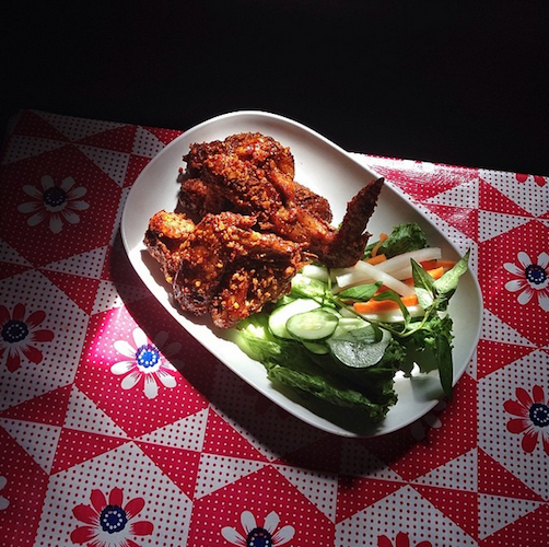 The wings at Pok Pok make waiting in line for two hours completely worthwhile. Photo: @danielkrieger