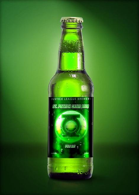 St. Patrick Green Brew