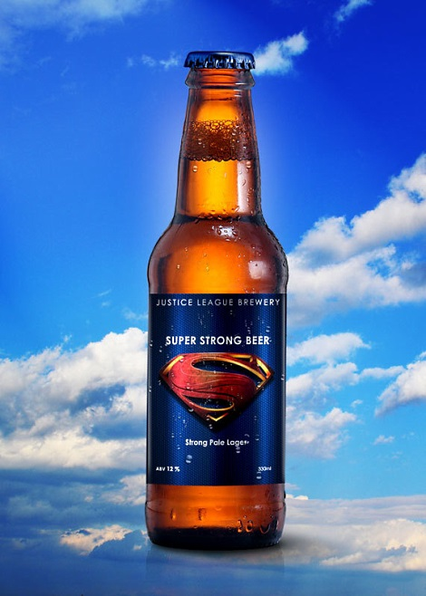 Super Strong Beer