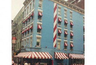 The original TGI Fridays on the Upper East Side (photo: