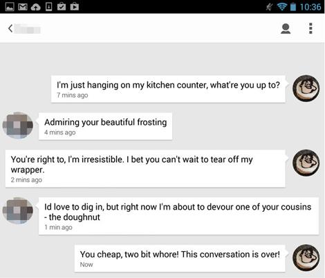 Tinder cupcake chat 2