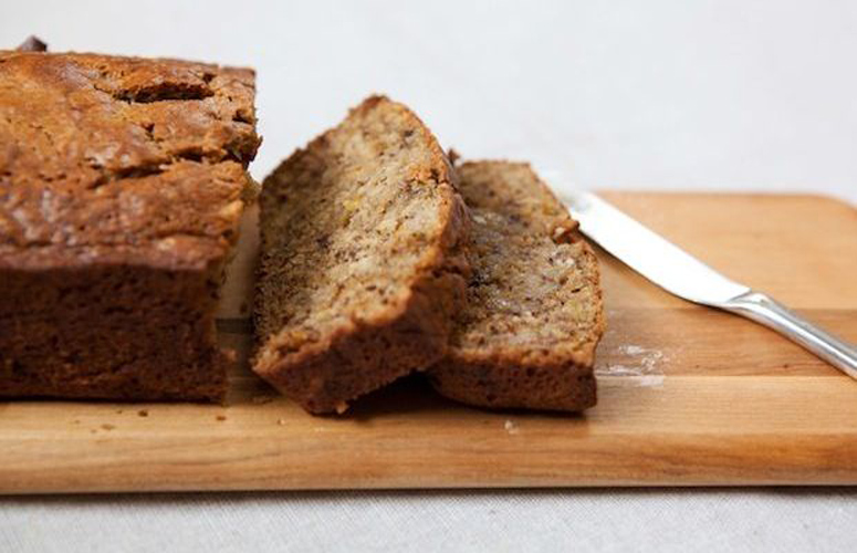Espresso Banana Bread. Banana and espresso is good together. It just is. Plus, the espresso adds subtlety to what would otherwise be standard banana bread.