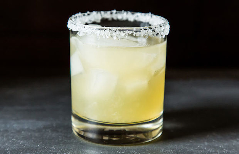 Margarita. You can't have taco night without a perfect margarita. Sorry. You just can't.