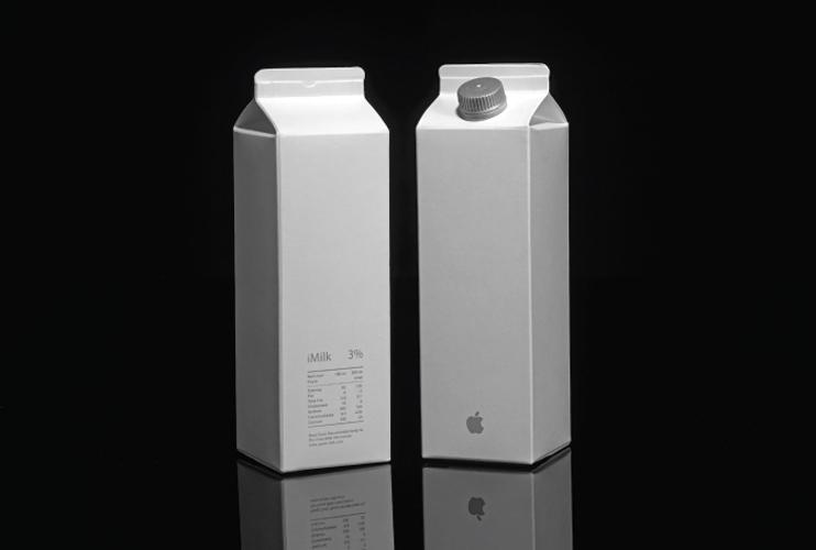 Milk by Apple