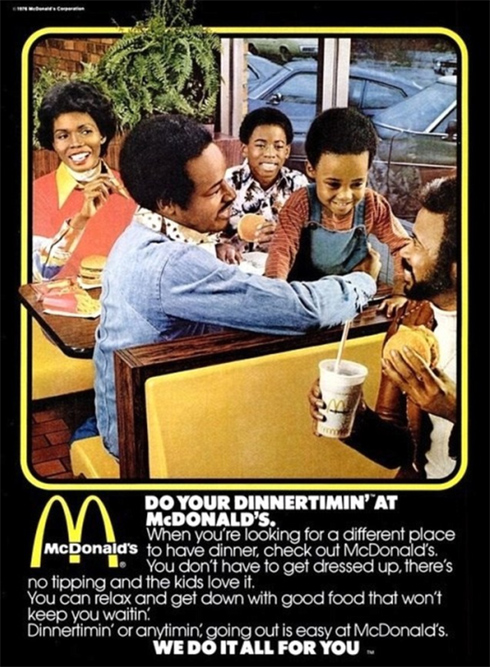 Photo: McDonald's Ad via NPR