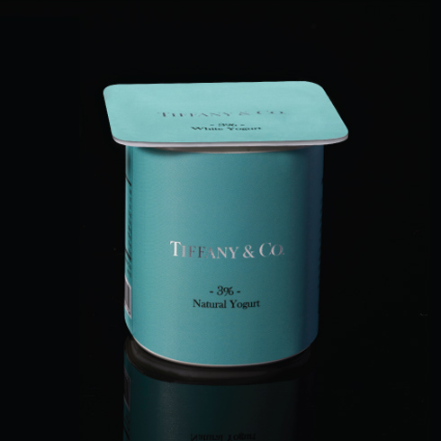 Yogurt by Tiffany & Co
