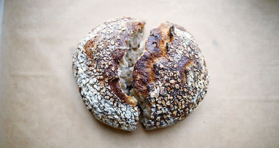 Oat Porridge Bread. The rich, sweet flavor of the oats, coupled with the exceptionally moist, custardy crumb imparted by the cooked grain, have made this one of our favorite breads.