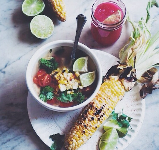 All the makings of an excellent Cinco de Mayo feast. Photo: @fortheloveofthesouth