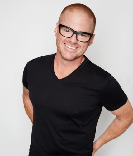 Heston Blumenthal. Photo: Alisa Connan.
