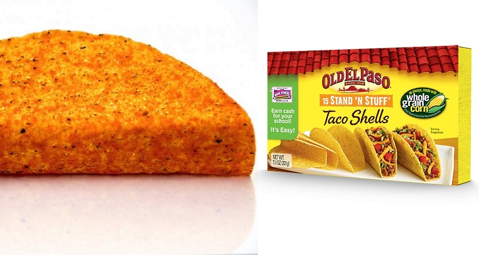 Photos: Bloomberg Businessweek and Old El Paso