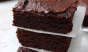 These luscious-looking brownies are...wait for it...VEGAN and PALEO-friendly. Photo: