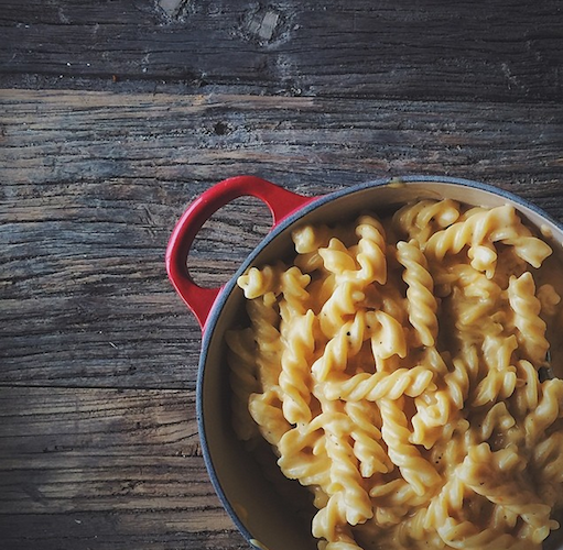 One pot wonder, mac and cheese-style. Photo: