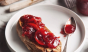 This strawberry lemon jam takes a slice of hearty bread to the next level. Photo: