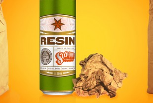 No need for a brown paper bag when your beer looks like an extreme energy drink!