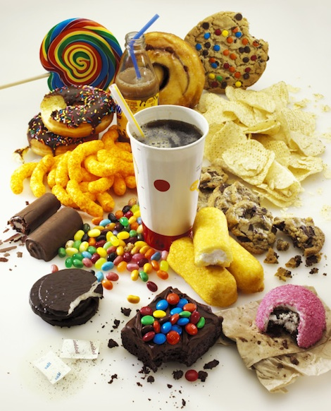What is an expert opinion about addiction to junk food?