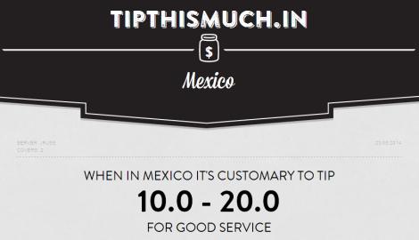 tip Mexico