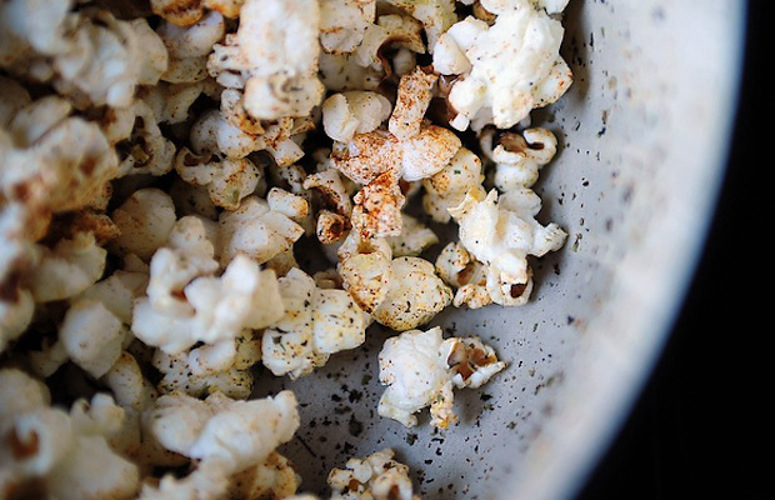 Party Popcorn. Sit back, relax, and enjoy the show. Tonight, we're making perfect popcorn, seasoned your way.