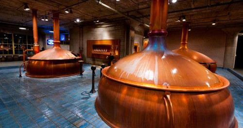 Anchor Brewery in San Francisco. Photo: Flickr/ David Oliver
