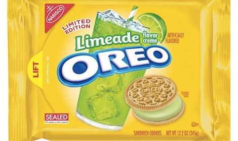 Limeaid Oreos