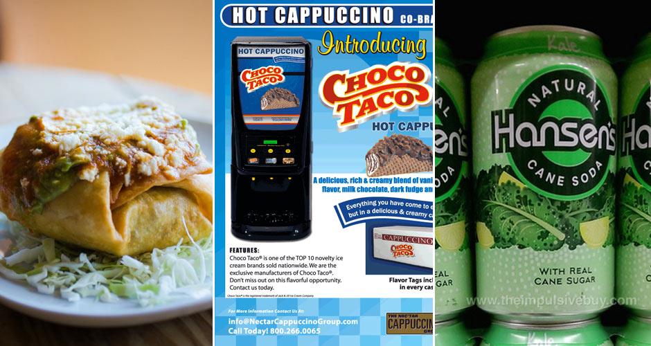 Photo:  Nectar Cappuccino Group,  Foodbeast, The Impulse Buy