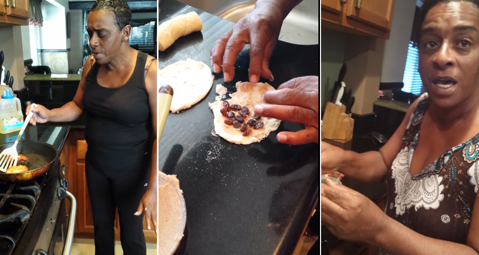 Photo: YouTube/Auntie Fee