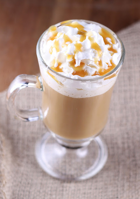 butterscotch spiked coffee 2
