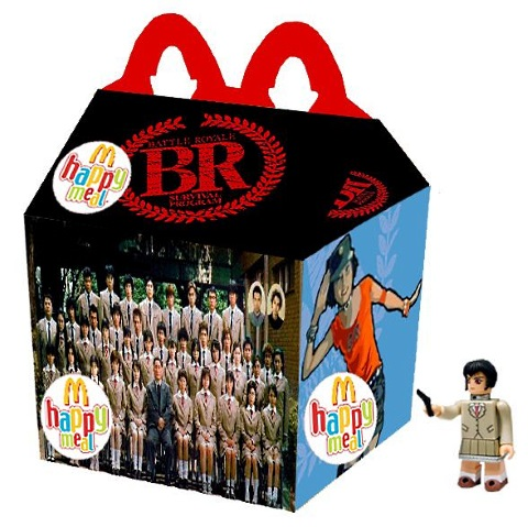 happy meal battle royale