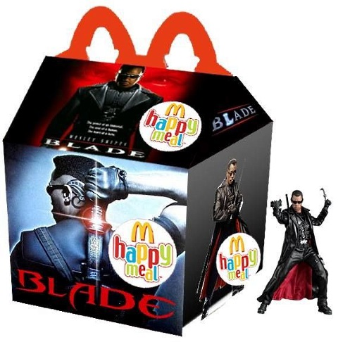 happy meal blade