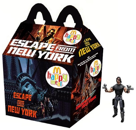 happy meal escape from new york