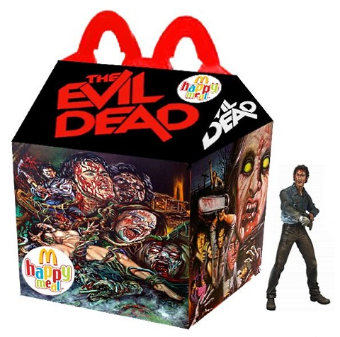 happy meal evil dead