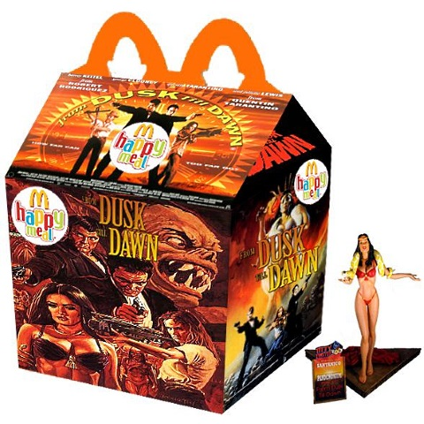happy meal from dusk till dawn