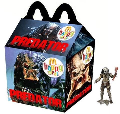 happy meal predator