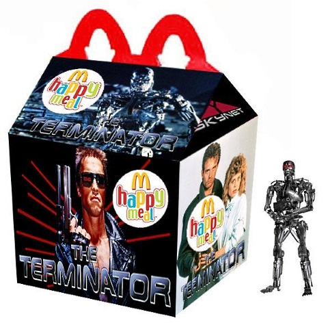 happy meal the terminator
