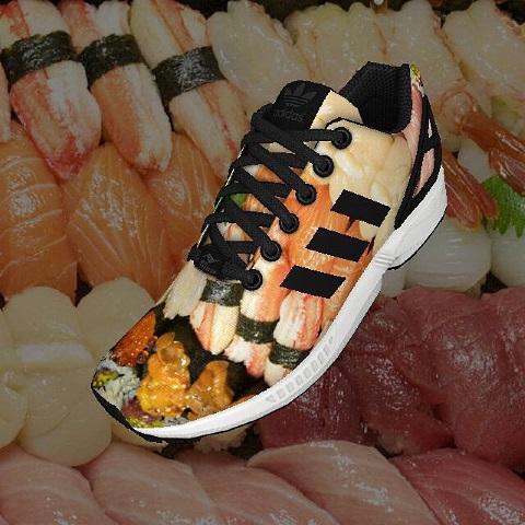 mizx flux sushi