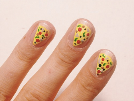 Enter The Weird And Wonderful World Of Food Inspired Nail Art