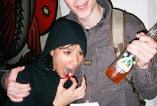 Indie music duo Matt and Kim