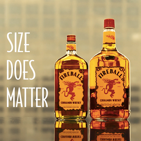 Photo: Facebook/ Fireball Whisky