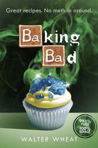 "All images: ""Baking Bad"" by Walter Wheat, Orion Books"