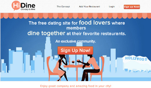 Online dating site taglines