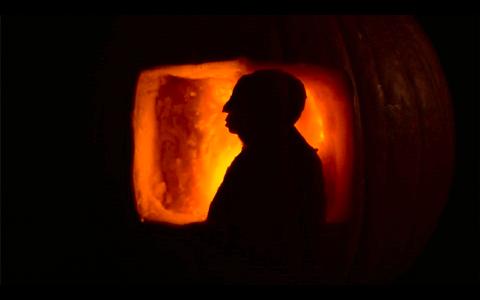 psycho pumpkin hitchcock