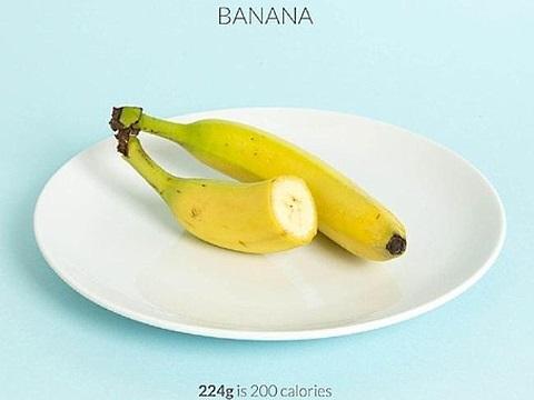 calorific banana
