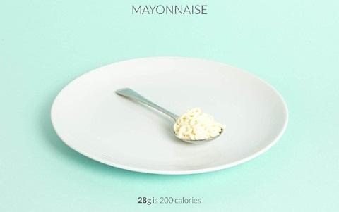 calorific mayo