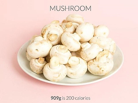 calorific mushroom