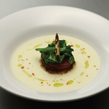 cohen asparagus The 10 Dishes That Made My Career: Leah Cohen of Pig & Khao