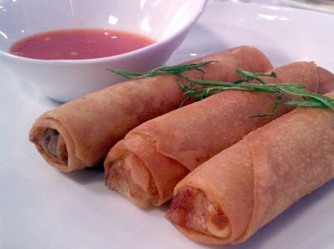 cohen lumpia The 10 Dishes That Made My Career: Leah Cohen of Pig & Khao