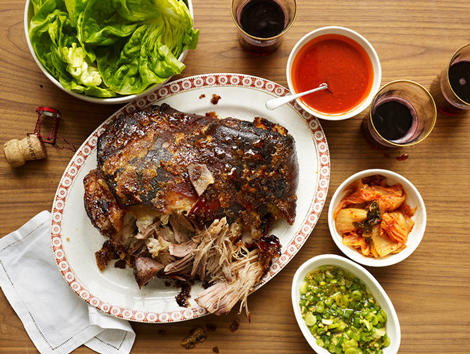 first_we_feast_thanksgiving_recipes_holiday_momofuku_korean_pork_bo_ssam_meat_main_course_new_york_times_david_chang