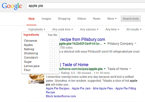 google apple pie 1