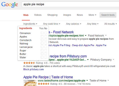 google apple pie 2