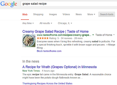 google grape salad 2
