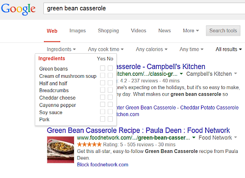 google green bean casserole 1
